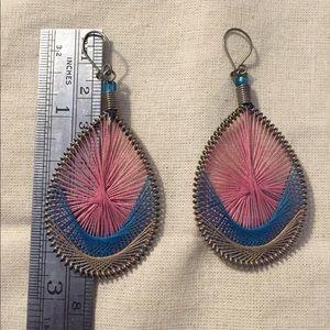 Fashion Thread Earings